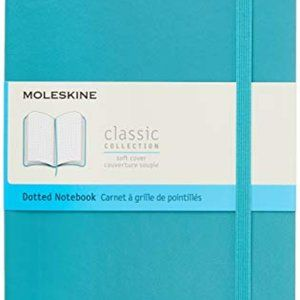 NEW Moleskine Classic Notebook Soft Cover Dotted